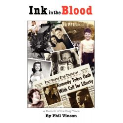 Booktopia eBooks - Ink in the Blood by Phil Vinson. Download the eBook, 9781621373292.