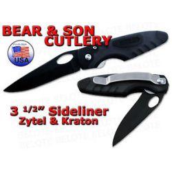 """Bear Son 3 5"""" Zytel Kraton Sidliner Plain 7404T New"""