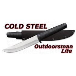 Cold Steel Outdoorsman Lite w Cordura Sheath 20PH