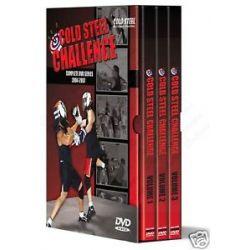 Cold Steel Challenge DVD Complete Series 3 Volume VDCSC