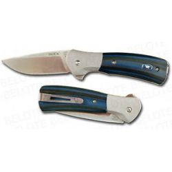 Buck Paradigm Pro Folder G 10 Handle S30V Steel 337BKS