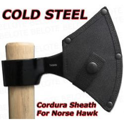 Cold Steel Cordura Sheath Only for Norse Hawk SC90N
