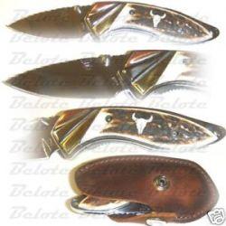 Buck Knives Limited Alpha Dorado Folder 271EKSLE New