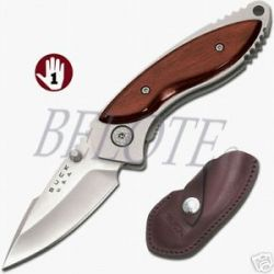 "Buck Knives Rosewood Alpha Dorado S30V Steel 4"" 4 3oz 271RWS1 New"