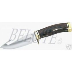 "Buck Knives Buck Zipper w Sheath 8 5"" 6 3 oz 191BRG"