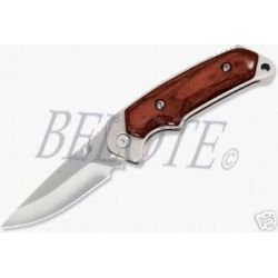 Buck Knives Rosewood Alpha Folding Hunter S30V Steel 277RWS1 New
