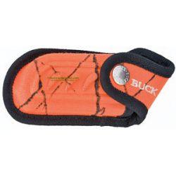 Buck Sheath Only for Omni Hunter Heavy Nylon Mossy Oak Blaze Orange 0395 15 CM9