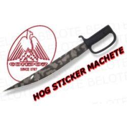 "Condor 18"" Hog Sticker Machete w Sheath CTK2012MDB New"