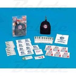 First Aid Kit 35 Pcs Mini Pack Bandages Gauze Ointment