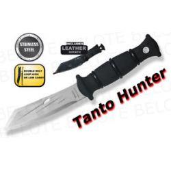 Condor Tanto Hunter Satin Finish w Sheath CTK3062SB