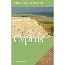 A Traveller's History of Cyprus, Traveller's History of Cyprus by Tim Boatswain, 9781566566056.