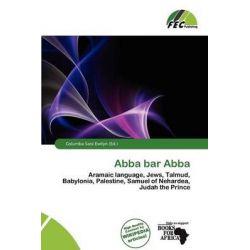Abba Bar Abba by Columba Sara Evelyn, 9786201937086.