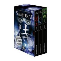 Bücher: Samurai 01-03  von Chris Bradford