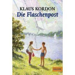 Bücher: Die Flaschenpost  von Klaus Kordon
