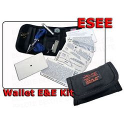 ESEE Izula Gear Wallet E E Survival Kit Wallet Kit New