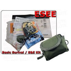 ESEE Survival E E Pocket Kit Basic s Kit Basic New