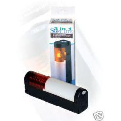 Flashlight 3 in 1 Multi Function Tourch Light Lantern