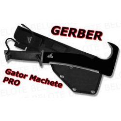 "Gerber 2011 18"" Gator Machete Pro w Sheath 31 000705"