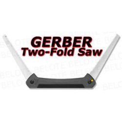Gerber Two Fold Folding Saw Wood Bone 31 000694 New