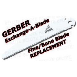 Gerber Exhange A Blade Fine Bone Saw Blade Only 70176