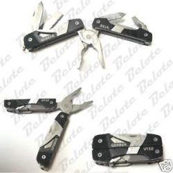 Gerber Vise Black Mini Plier Keychain Tool 30 000017 Ger 31 000021