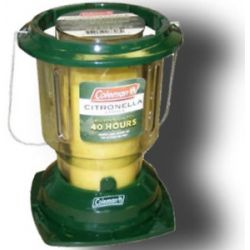 Coleman Insect Repellent Citronella Candle Lantern 7708