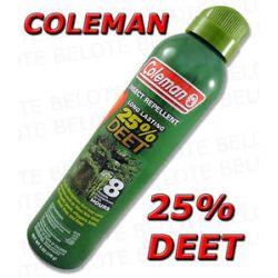 Coleman 25 DEET 6 oz Mosquito Insect Repellent 751