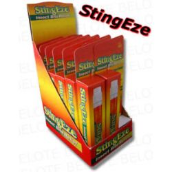 12 Pcs Stingeze Insect Bite Itching Swelling Relief w Sponge Tip