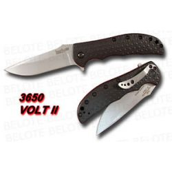 Kershaw Volt II SpeedSafe Folder Plain Edge 3650 *NEW*