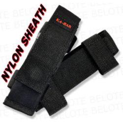 Ka Bar Kabar Nylon Sheath Only for Mule Folder Black 3050s