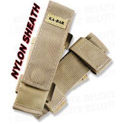 Ka Bar Kabar Nylon Sheath Only for Mule Folder Desert 3052s