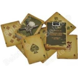 Ka Bar Playing Cards Faces Are Custom Designed Cards Are All Textured 9914 New