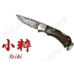 "Kanetsune Koiki Folder VG 10 Stainless Steel 31 Layers Damascus 4"" KB 505 New"