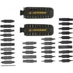 Leatherman 21 PC Bit Kit Fits All Tools w Bit Driver 931014