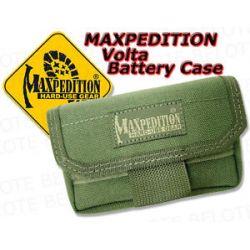 Maxpedition Volta Battery Case w Insert OD Green 1809G