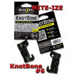Nite Ize Knotbone 6 Knot Replacement 6mm KB6 02 01 New