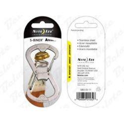 Nite Ize s Biner Ahhh Bottle Opener Carabiner SBO 03 11