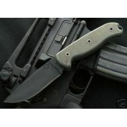 "Ontario Knife Randall Tak 1 Fine 10"" 1095 Steel 8602"