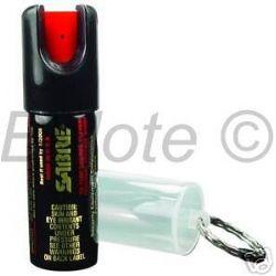 Sabre Pepper Spray 0 54oz w Key Ring 3in1 KR 14 UV Dye