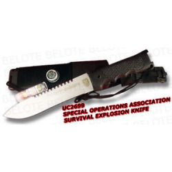 United Cutlery Survival Explosion Knife Sheath UC2699