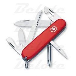 Victorinox Original Swiss Army Knife Hiker Red 53831