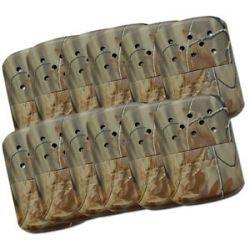 Zippo Lot Set of 12 Realtree HD Camo Refillable Hand Warmer w Pouch 40289 40314