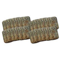 Zippo Lot Set 24 Realtree HD Camo Refillable Hand Warmer Pouch 40289 40314 New