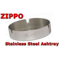 Zippo Choice Collection Stainless Steel Ash Tray Ashtray 121512 New