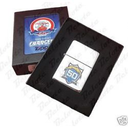 Zippo Limited Edition NFL AFL 50th Anniversary San Diego Chargers Lighter 24860
