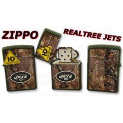 Zippo NFL New York Jets HD Realtree Lighter 28103 New