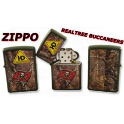 Zippo NFL Tampa Bay Buccaneers Realtree Lighter 28092