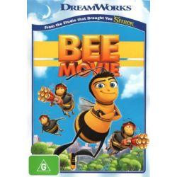 Bee Movie on DVD.