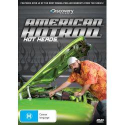 American Hot Rod on DVD.