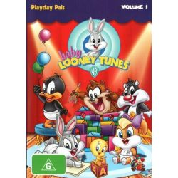 Baby Looney Tunes on DVD.